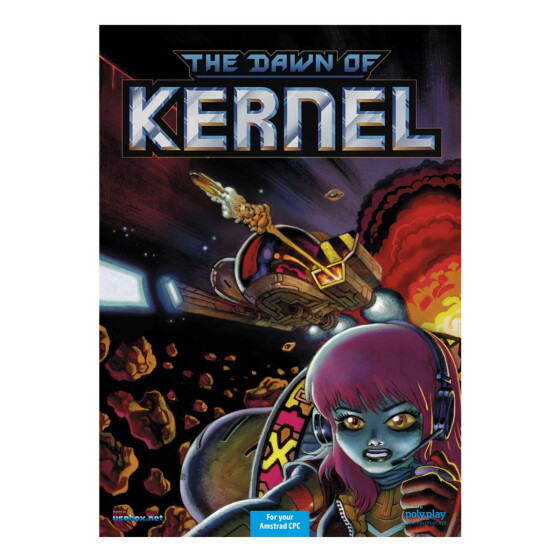 Poster The Dawn of Kernel