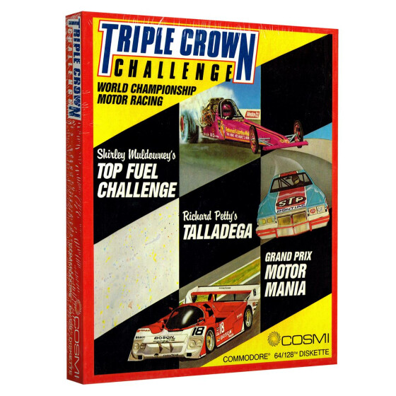 Triple Crown Challenge - World Champion Motor Racing (Compilation)