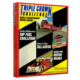 Tripple Crown Challenge - World Champion Motor Racing...