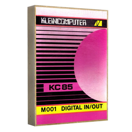 M001 - Digital In/Out (in Originalverpackung)