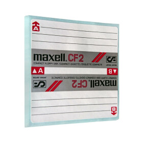 3-Disketten-Label (Maxell)