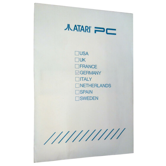 Atari PC MS-DOS 3.21