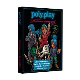 poly.play 3rd Anniversary Compilation - Limited Edition