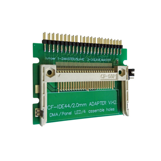 CF-IDE-Adapter 44 Pin