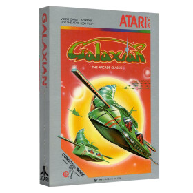 Galaxian (inkl. DC Comic Book)