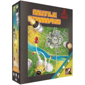 Missile Command - Brettspiel