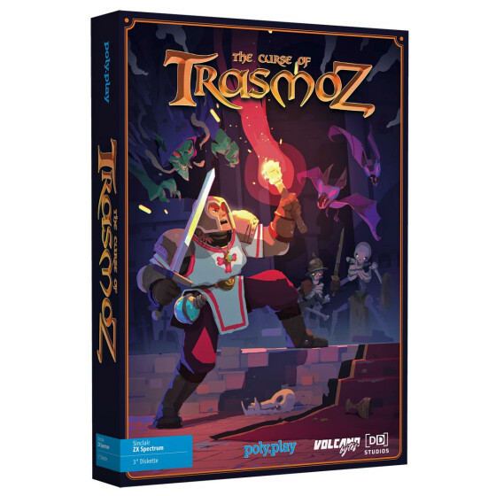 The Curse of Trasmoz - Collectors Edition - 3 Diskette