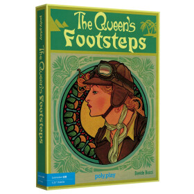 The Queens Footsteps - Collectors Edition - C128 Diskette