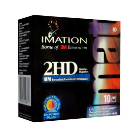 3,5 Disketten HD Imation