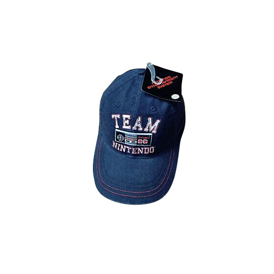 Snap Back Cap Team Nintendo (Basecap)