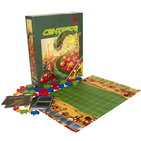 Centipede (Limited Edition) - Brettspiel