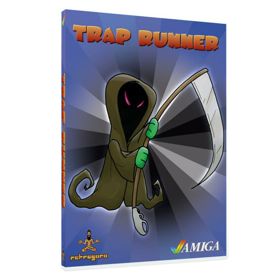 Trap Runner - Boxed Edition