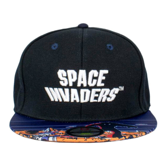 Snap Back Cap Space Invaders - Monster (Basecap)