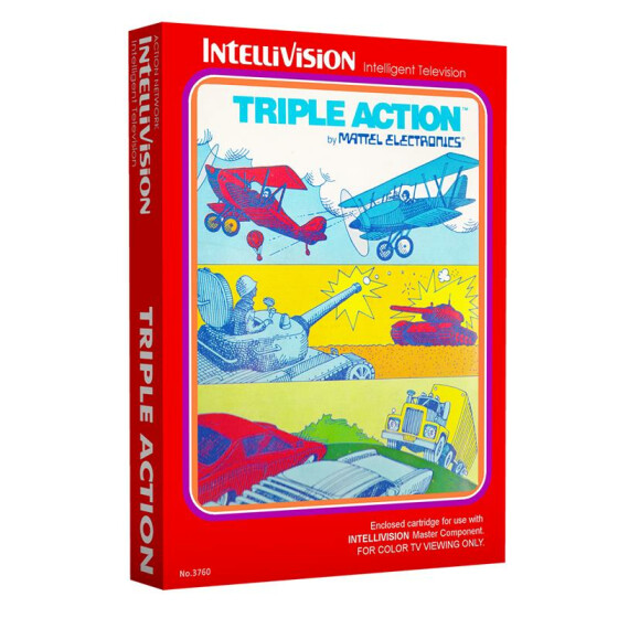 Triple Action (Klappbox)
