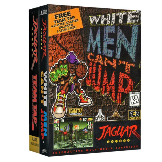 White Men Cant Jump - inkl. TeamTap