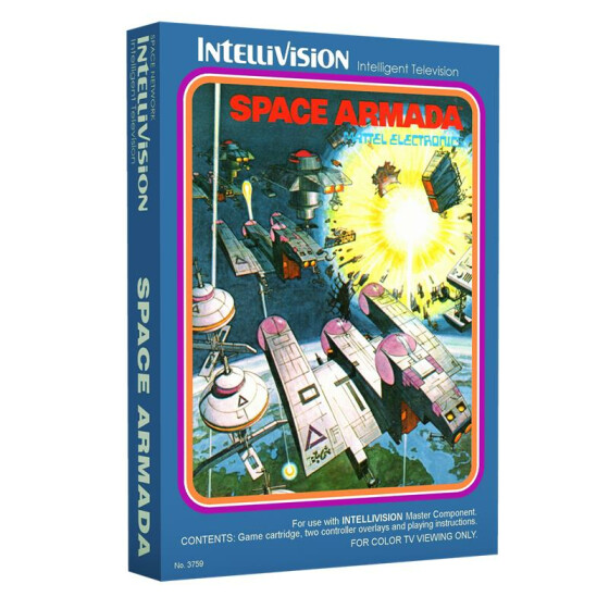 Space Armada (Klappbox)
