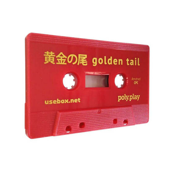 Golden Tail - Collectors Edition - Kassette