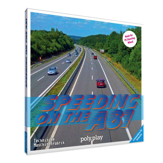 Speeding On The A81 - Collectors Edition