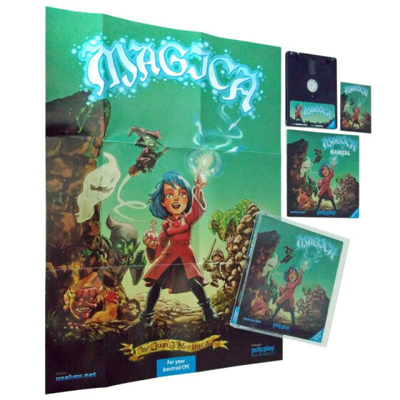 Magica - Collectors Edition - 3-Diskette