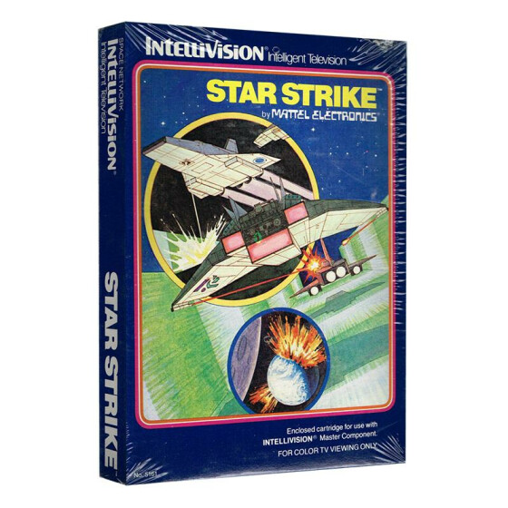 Star Strike (Klappbox)
