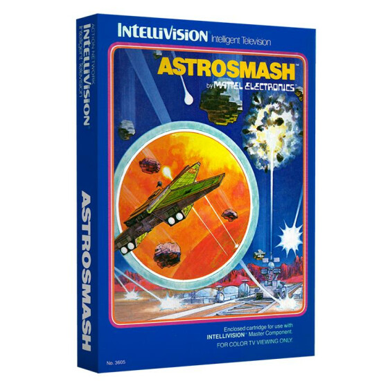 Astrosmash (Klappbox)