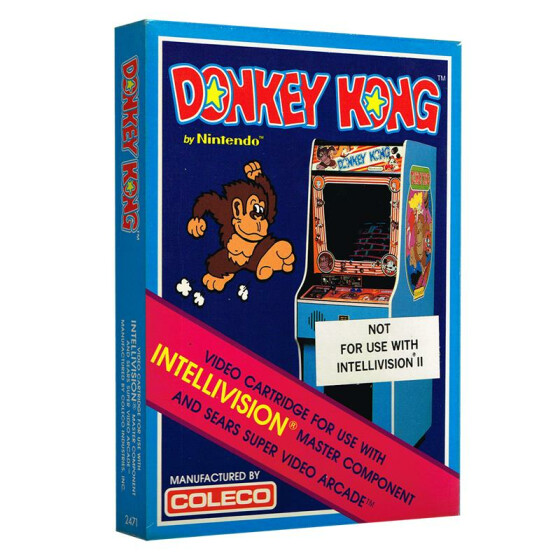 Donkey Kong (Version A)