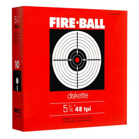 5,25 Disketten DD Fire-Ball