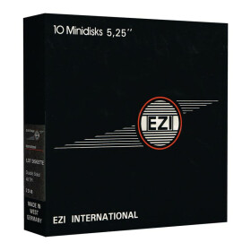 5,25 Disketten DD EZI International