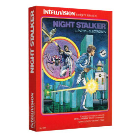 Night Stalker (Klappbox)