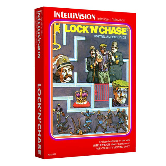 Lock n Chase (Klappbox)