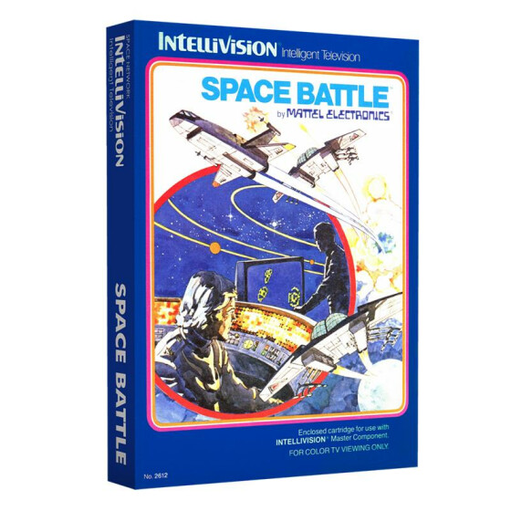 Space Battle (blaue Klappbox)