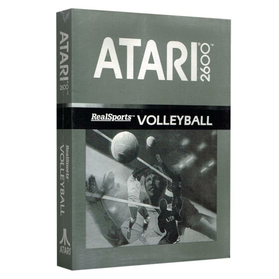 RealSports Volleyball (grau)