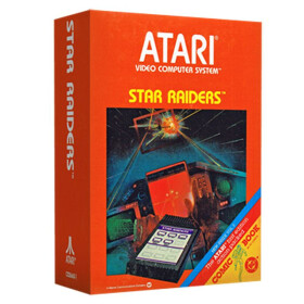 Star Raiders (incl. Video Touch Pad)