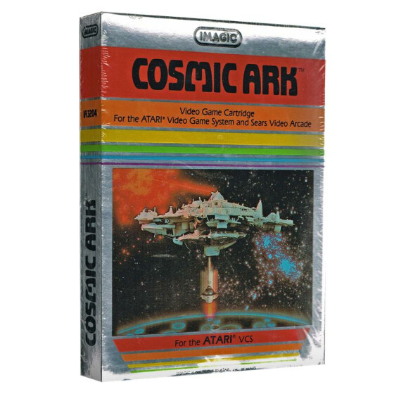 Cosmic Ark (Version A)