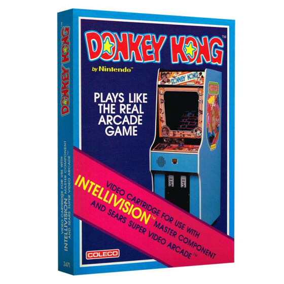 Donkey Kong (Cover-Version B)