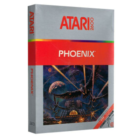 Phoenix (1st Edition - Atari Force Comic)