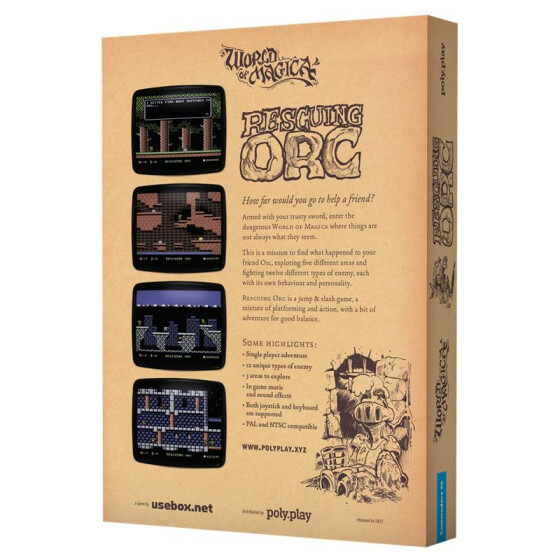 Rescuing Orc - Collectors Edition - Modul