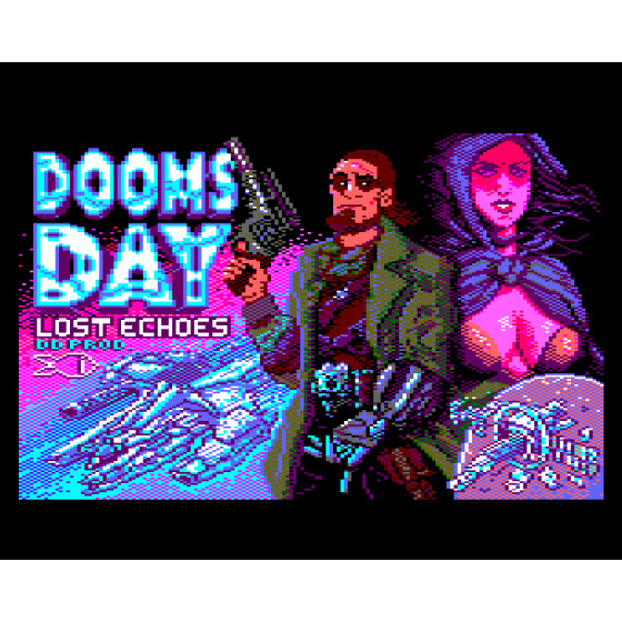 Doomsday Lost Echoes - Collectors Edition - 3-Diskette