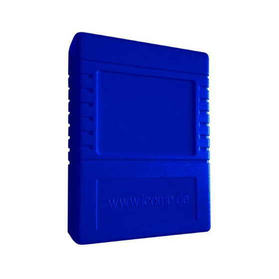Cartridge Case blue