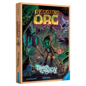 Rescuing Orc - Collectors Edition - Kassette