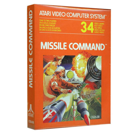 Missile Command (PAL)