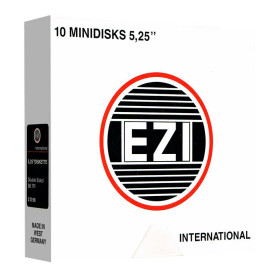 5,25 Disketten HD EZI International
