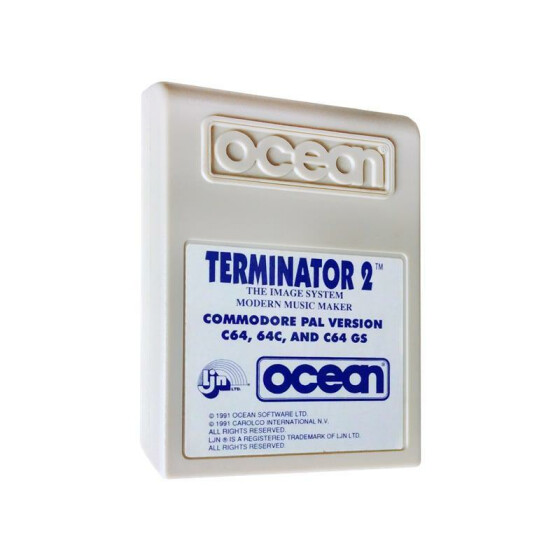 Teminator 2 (Cartridge)