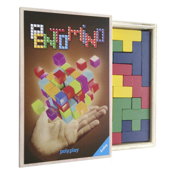 Pentomino - Collectors Edition - Kassette