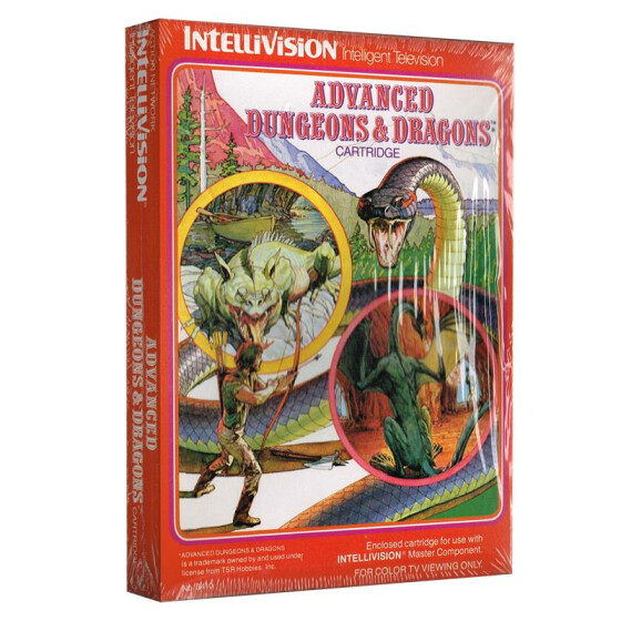 Advanced Dungeons & Dragons