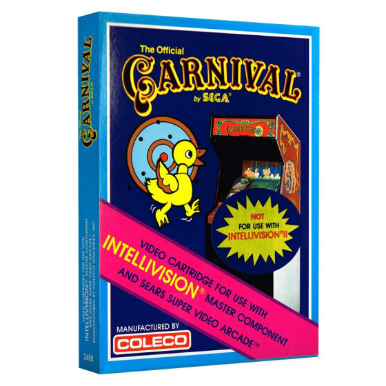 Carnival (Cover-Version A)