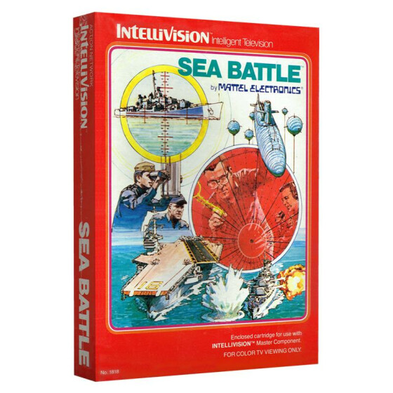 Sea Battle (Klappbox)
