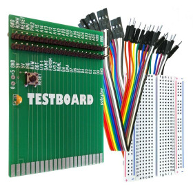 Testboard (Commodore 64)