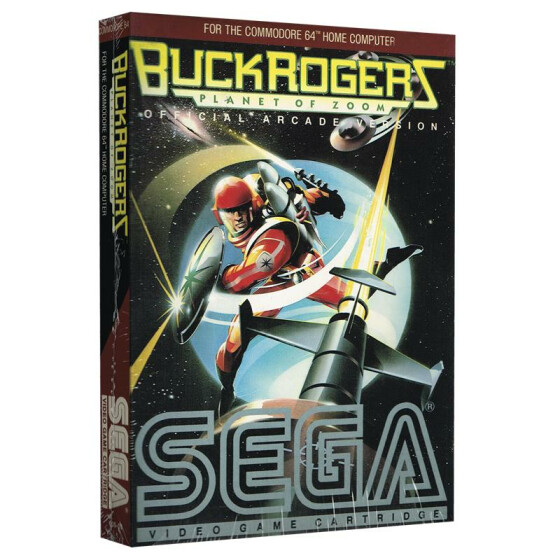 Buck Rogers - Planet Of Zoom (Modul)