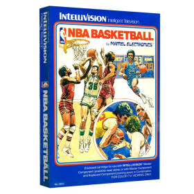 NBA Basketball (Klappbox)